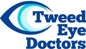 Tweed Eye Doctors LOGO stacked